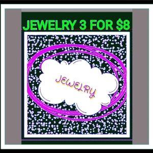 Jewelry - JEWELRY 3 FOR $8